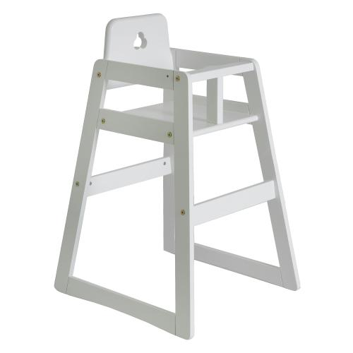High chair Marita | White | Troll