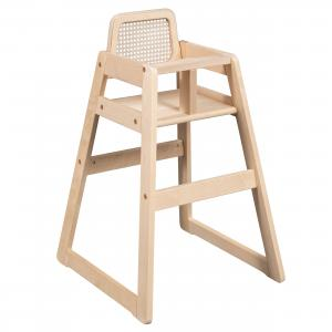 High chair Marita | Rattan | Troll