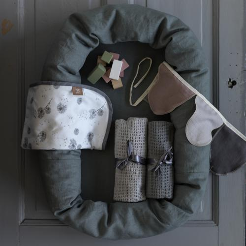 Sleep nest | Petrol green | Mood