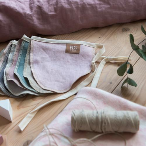 Bunting | Rose & dusty | Mood