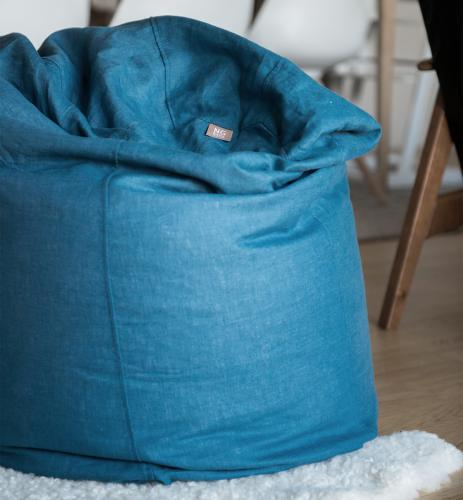Bean bag | Blue | Mood
