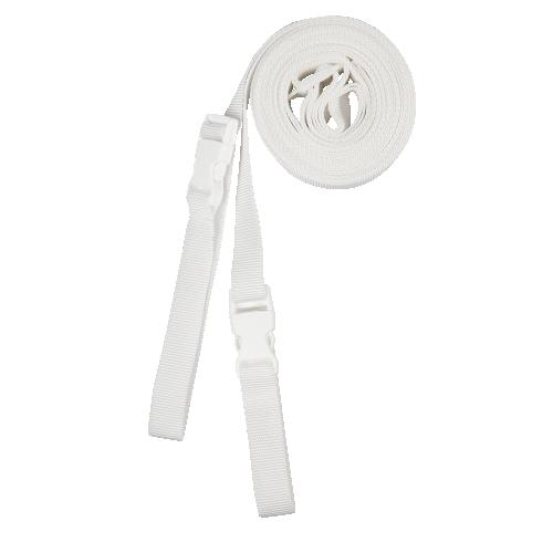 Security straps for Bedside crib | Long | White | Troll