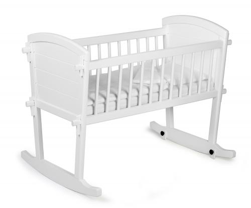 Crib traditional | White | Troll