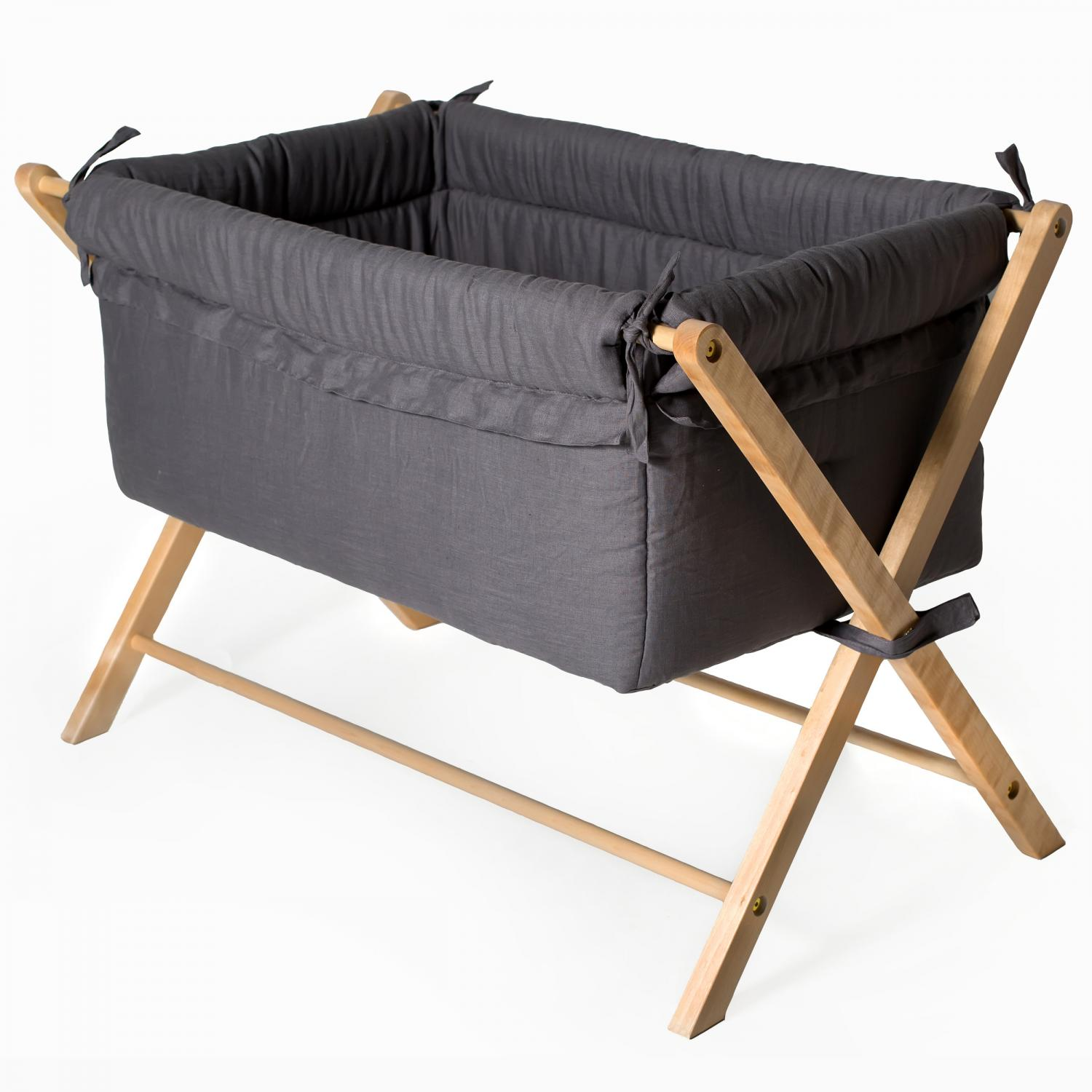 X-crib | Dark grey | Troll