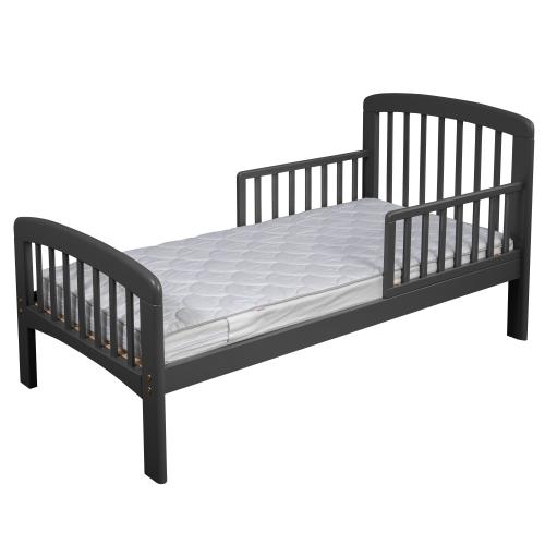 Toddler bed Lux | Seal Grey | Troll