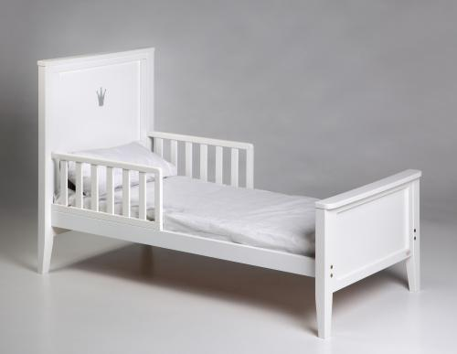 Junior bed Royal | White | Troll