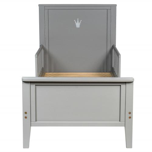 Junior bed Royal | Grey | Troll