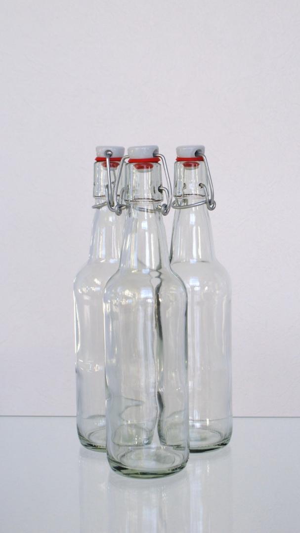 glasflaskor till saft