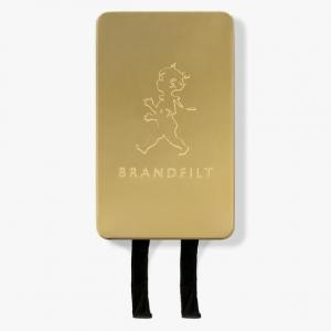 BRANDFILT GULD