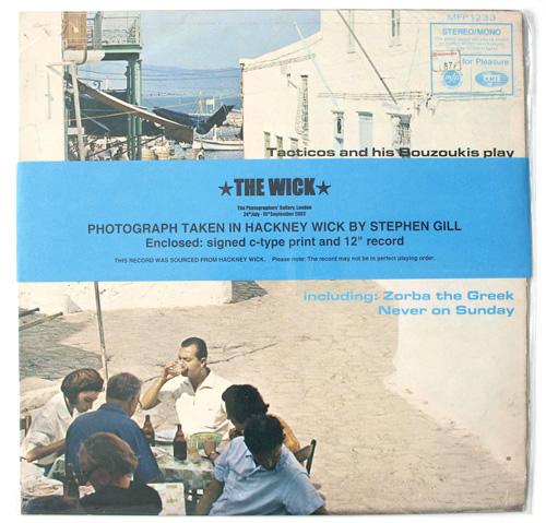 "The Wick 12"" Record"