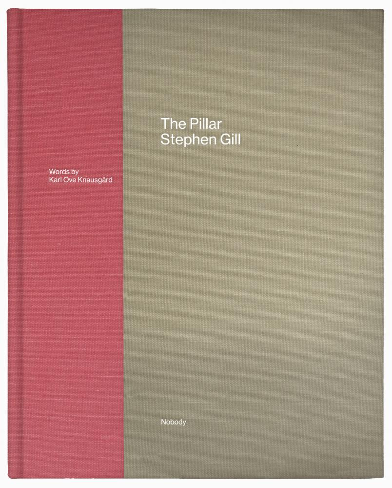 The Pillar / Signed copy / Shipping in September 2020