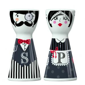 Mr. Salt & Mrs. Pepper