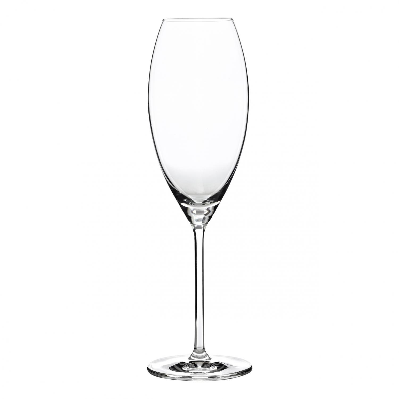 Aspergo Champagneglas - Ett set om 6 glas