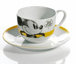 2 st Kaffekopp Musse Pigg