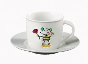 Glad Mus Espressokopp