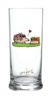 Obesvarad kärlek - Dryckesglas