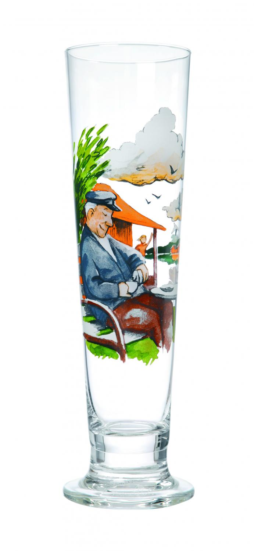 Calle Schewens vals - Ölglas
