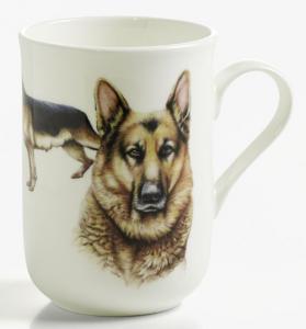 Mugg hund Schäfer