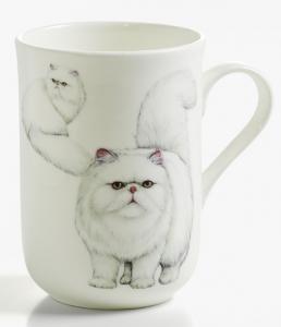 Mugg katt Perser