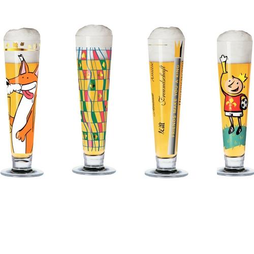 Ölglas Ritzenhoff 4-pack
