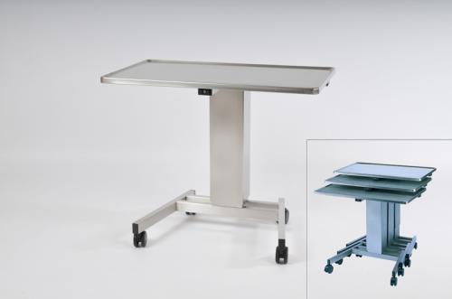 Instrumentbord, 1200 x 570 mm, Höjd: 800 - 1200 mm