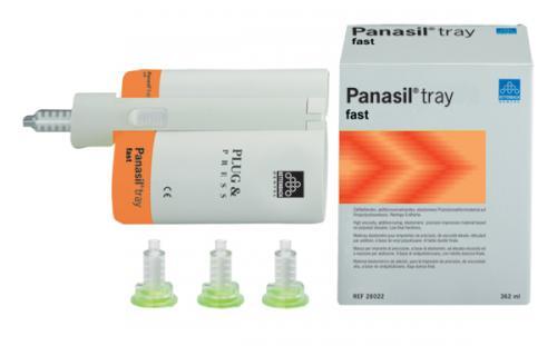 Panasil tray fast foilbag Ref., 2 x 300ml + 2 x 62ml
