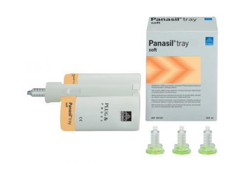Panasil tray soft foilbag Ref., 2 x 300ml + 2 x 62ml