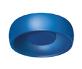 Locator Male Blue Extra Light Retention 1.5 lb. (4 Pk)