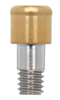 ZLA 4.0X2.00mm Locator Abutment 4.0x2.0mm