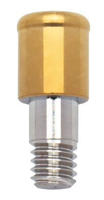 ZLA 4.0X3.00mm Locator Abutment 4.0x3.0mm