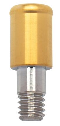 ZLA 4.0X4.00mm Locator Abutment 4.0x4.0mm