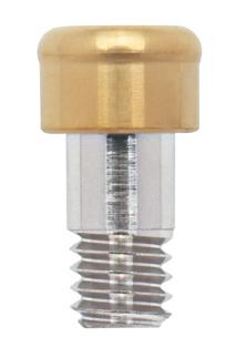 ZLA 4.5X1.00mm Locator Abutment 4.5x1.0mm