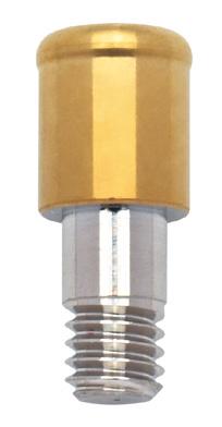ZLA 4.5X3.00mm Locator Abutment 4.5x3.0mm