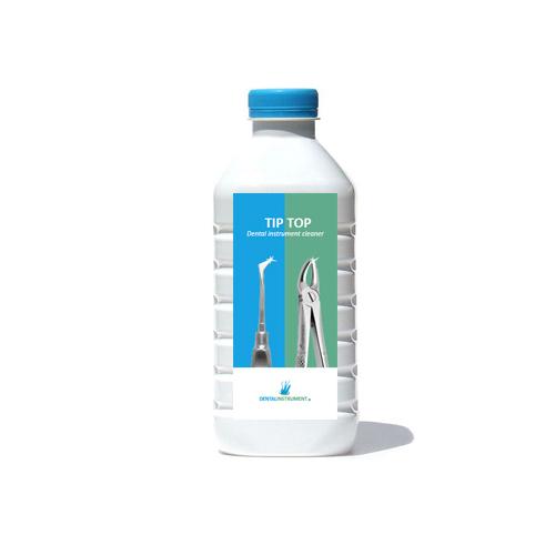 Tip Top, dental instrument cleaner