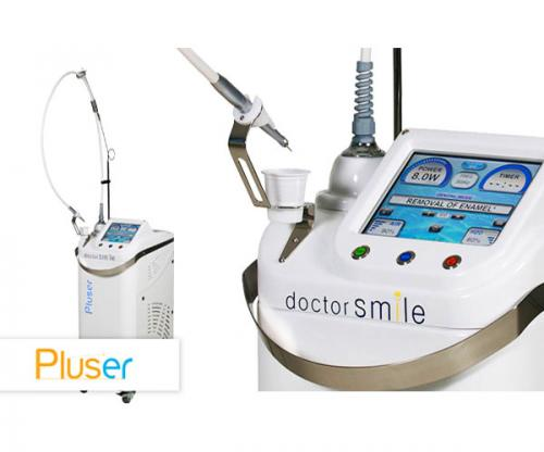 PLUSER New Erbium laser, with MSP tec. LAMBDA