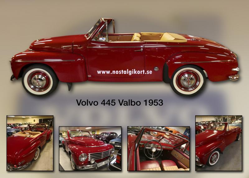 Volvo bil Nr.30380
