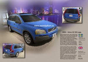 Volvo bil Nr.30780