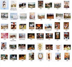 Bild på alla Planscher, klicka på bilden för att förstora.