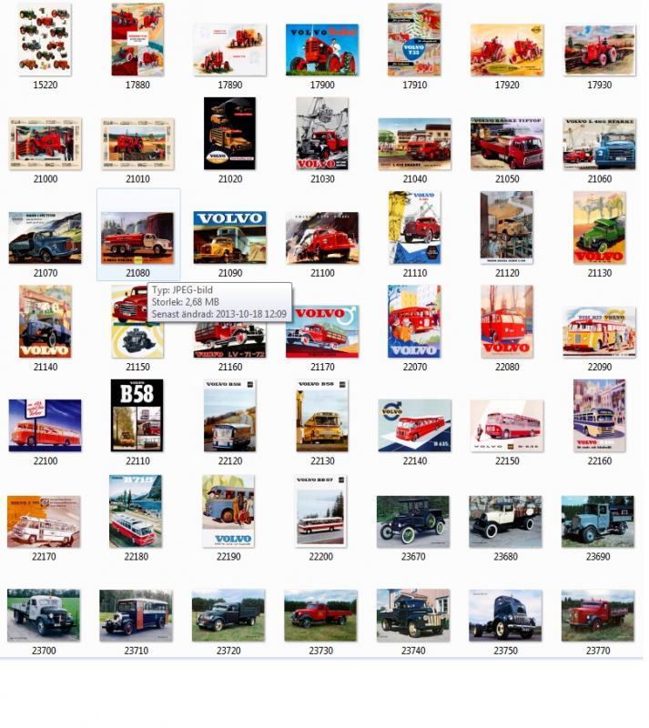 Bild 1 (totalt 2) på alla Traktorer och Bussara