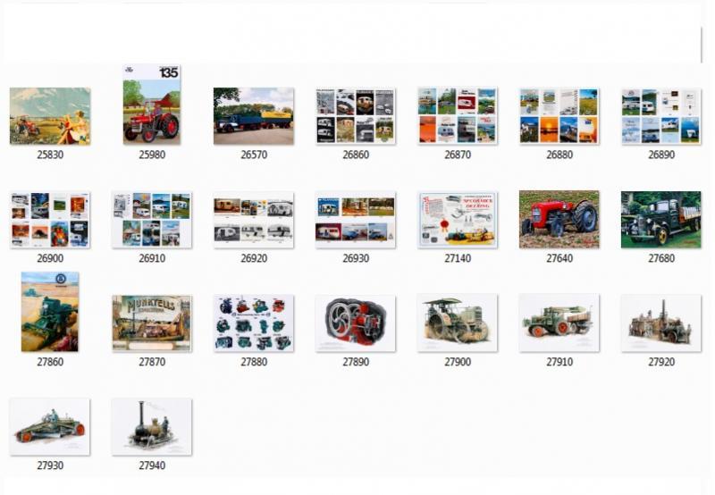 Bild 2 (totalt 2) på alla Traktorer och Bussara