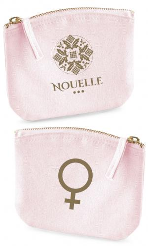 Nouelle Small Bag Female Sign Light Pink