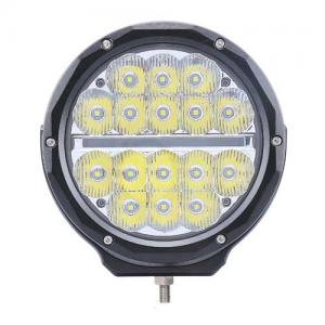 "Extraljus 7"" 48W LED E-godkänd 12/24V"