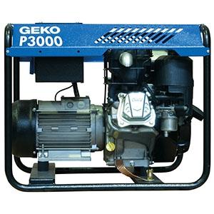 ELVERK GEKO P3000 E-A/SHBA