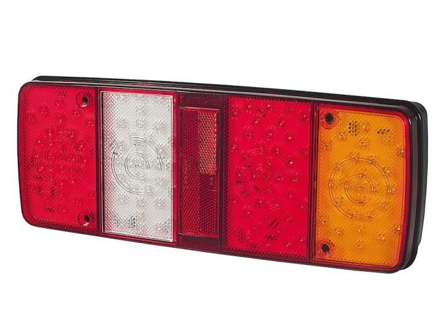 Baklampa LED 24V vänster/höger