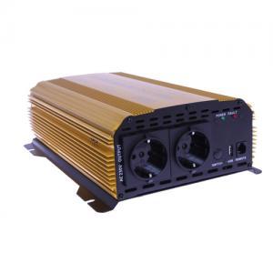 Inverter 12 V / 1000 W med USB-uttag 5 V/2.1 A
