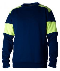 Sweatshirt 221 marin/gul