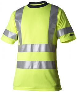 T-shirt Varsel gul