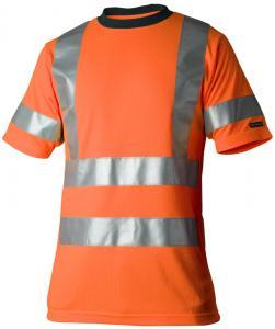 T-shirt Varsel orange