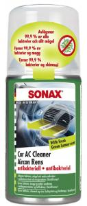 Sonax AC cleaner 150ml Antibakteriell