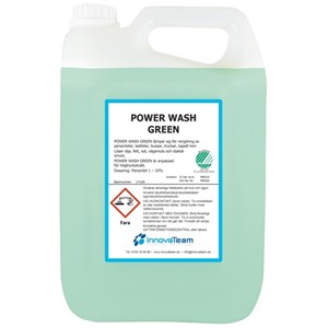 POWERWASH GREEN 5L